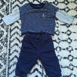 Baby boy bundle